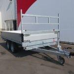 Proline kipper 331x185cm 2850kg Proline kipper 331x185cm 2700kg Aanhangwagens XXL West Brabant voorkant