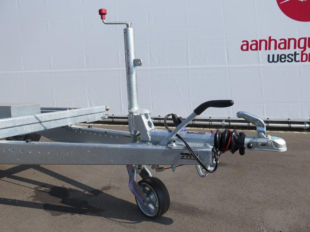 Proline kipper 331x185cm 2850kg Proline kipper 331x185cm 2700kg Aanhangwagens XXL West Brabant zwaar neuswiel