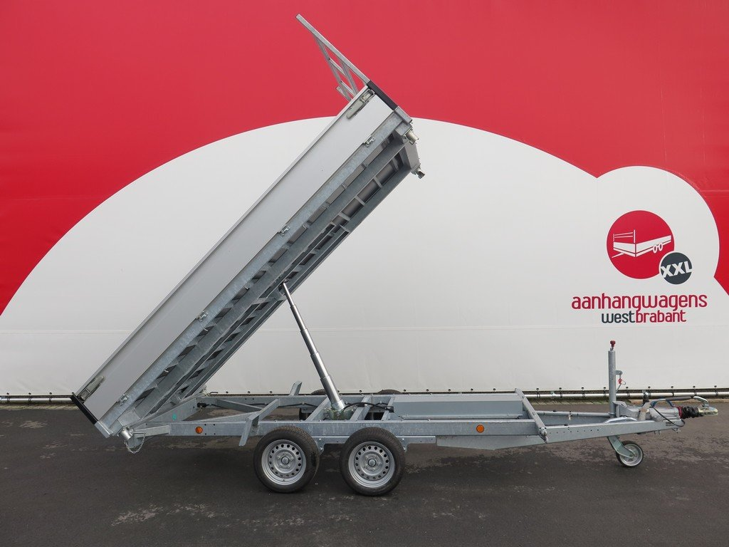 Proline kipper 351x185cm 3500kg Aanhangwagens XXL West Brabant 3.0 hoofd