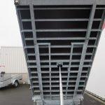 Proline kipper 351x185cm 3500kg Aanhangwagens XXL West Brabant 3.0 kant bak Aanhangwagens XXL West Brabant