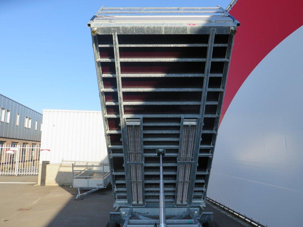 Proline kipper 401x202cm 3500kg tridemas Aanhangwagens XXL West Brabant 2.0 bodemondersteuning Aanhangwagens XXL West Brabant