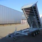 Proline kipper 401x202cm 3500kg tridemas Aanhangwagens XXL West Brabant 2.0 overzicht Aanhangwagens XXL West Brabant