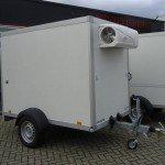 Proline koelaanhanger 250x130x180cm koelaanhangwagens Aanhangwagens XXL West Brabant hoofd Aanhangwagens XXL West Brabant