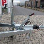 Proline koelaanhanger 400x175x180cm koelaanhangwagens Aanhangwagens XXL West Brabant dissel 2.0
