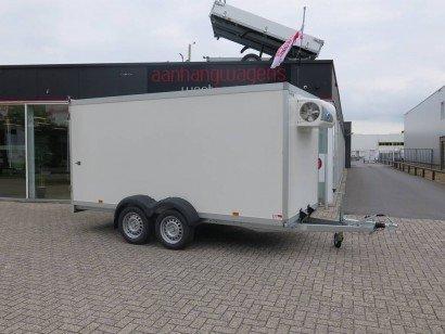 Proline koelaanhanger 400x175x180cm koelaanhangwagens Aanhangwagens XXL West Brabant hoofd 2.0 Aanhangwagens XXL West Brabant