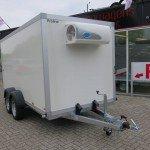 Proline koelaanhanger 400x175x180cm koelaanhangwagens Aanhangwagens XXL West Brabant voorkant 2.0 Aanhangwagens XXL West Brabant