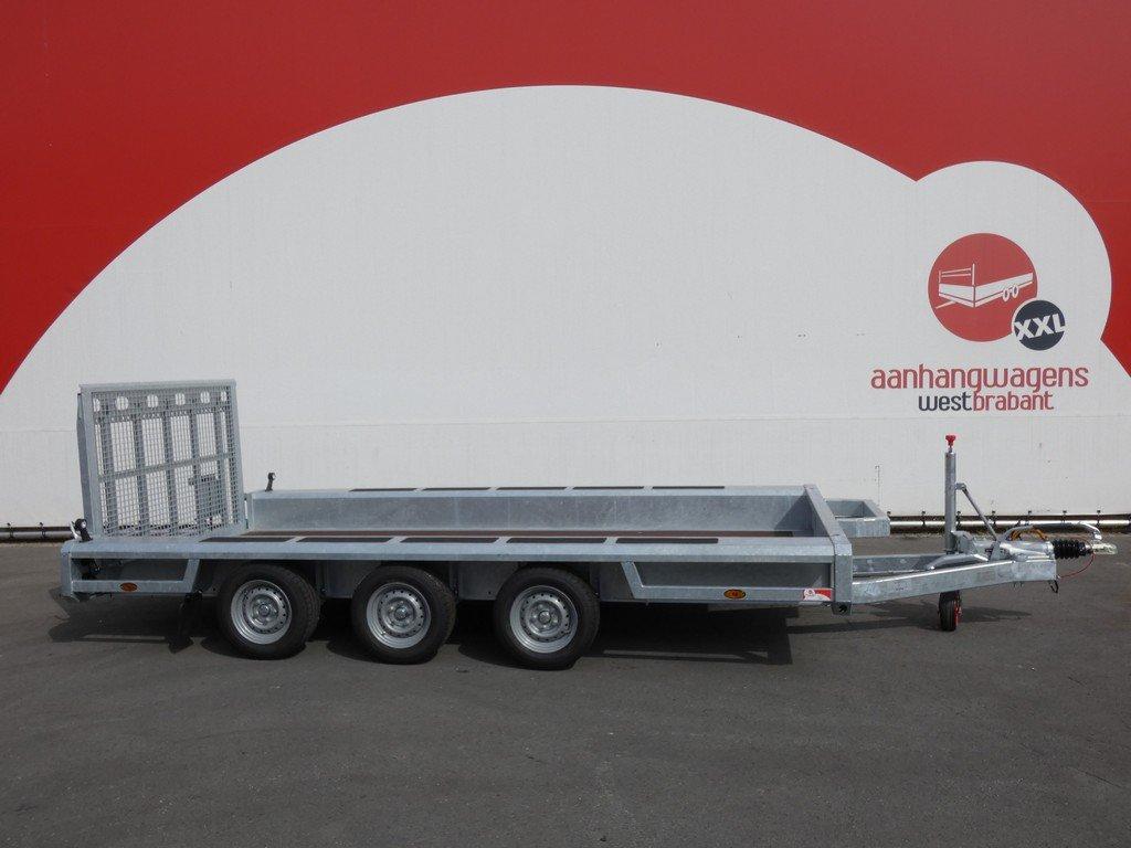 Proline machinetransporter 400x170cm 3500kg tridemas
