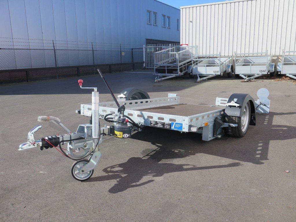 Proline motortrailer 260x155cm 1400kg zakbaar Aanhangwagens XXL West Brabant 3.0 overzicht Aanhangwagens XXL West Brabant