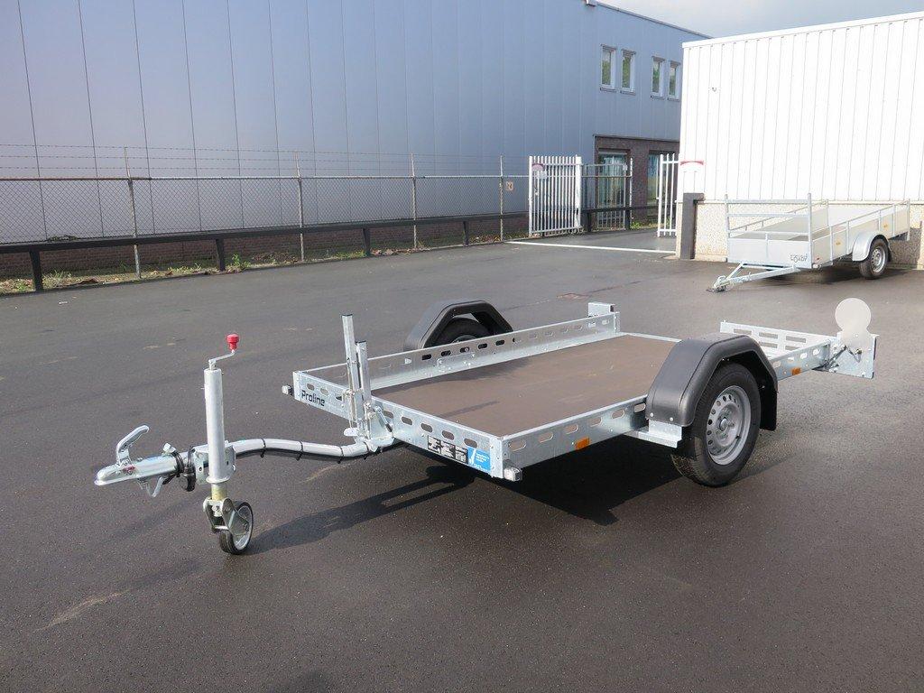 Proline motortrailer 260x155cm 750kg zakbaar Aanhangwagens XXL West Brabant 2.0 overzhct Aanhangwagens XXL West Brabant