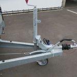 Proline plateauwagen 251x155cm 1500kg Proline plateauwagen 251x155cm 1350kg Aanhangwagens XXL West Brabant 3.0 dissel