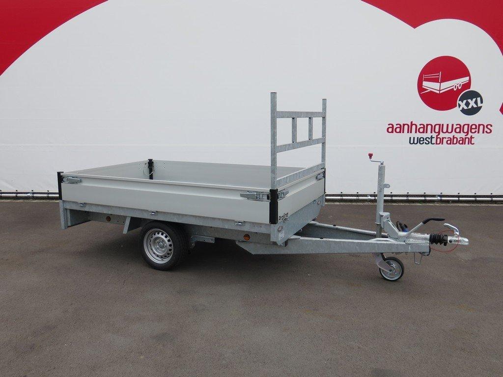 Proline plateauwagen 251x155cm 1350kg Aanhangwagens XXL West Brabant 3.0 hoofd Aanhangwagens XXL West Brabant