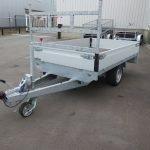 Proline plateauwagen 251x155cm 1350kg Aanhangwagens XXL West Brabant 3.0 overzicht Aanhangwagens XXL West Brabant