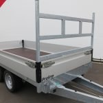 Proline plateauwagen 301x155cm 2000kg Aanhangwagens XXL West Brabant 6.0 koprek Aanhangwagens XXL West Brabant
