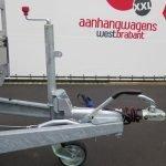 Proline plateauwagen 401x185cm 2700kg verlaagd Aanhangwagens XXL West Brabant 3.0 dissel Aanhangwagens XXL West Brabant