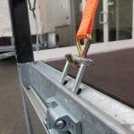Proline plateauwagen 603x202cm 2700kg verlaagd Aanhangwagens XXL West Brabant 2.0 bindogen Aanhangwagens XXL West Brabant