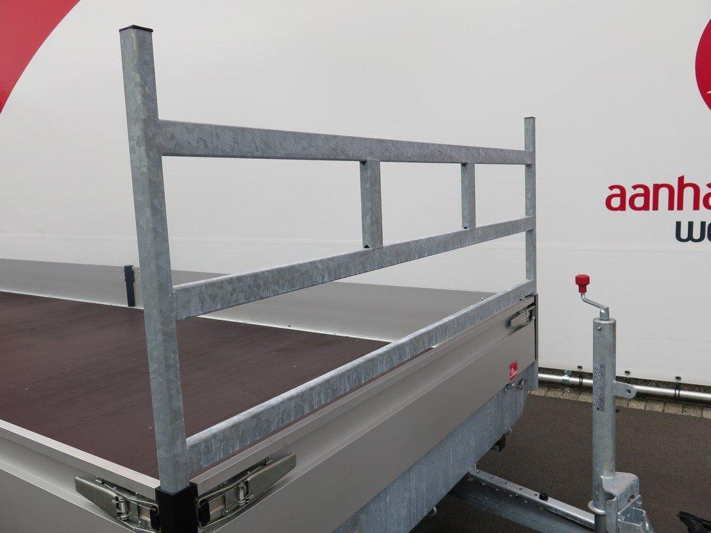 Proline plateauwagen 603x202cm 2700kg verlaagd Aanhangwagens XXL West Brabant 2.0 koprek Aanhangwagens XXL West Brabant