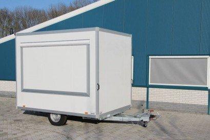 Proline verkoopwagen 294x211x230cm verkoopwagens Aanhangwagens XXL West Brabant hoofd