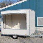 Proline verkoopwagen 294x211x230cm 1350kg Proline verkoopwagen 294x211x230cm verkoopwagens Aanhangwagens XXL West Brabant overzicht