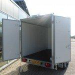 Proline vriesaanhanger 300x160x180cm 2500kg Proline vriesaanhanger 300x160x180cm vriesaanhangwagens Aanhangwagens XXL West Brabant laadruimte