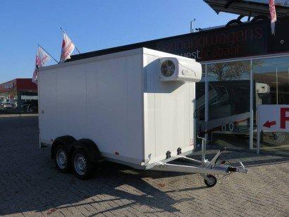 Proline vriesaanhanger 350x160x180cm vriesaanhangwagens Aanhangwagens XXL West Brabant hoofd Aanhangwagens XXL West Brabant