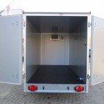 Proline vriesaanhanger 350x160x180cm vriesaanhangwagens Aanhangwagens XXL West Brabant laadruimte Aanhangwagens XXL West Brabant