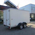 Proline vriesaanhanger 350x160x180cm vriesaanhangwagens Aanhangwagens XXL West Brabant overzicht Aanhangwagens XXL West Brabant