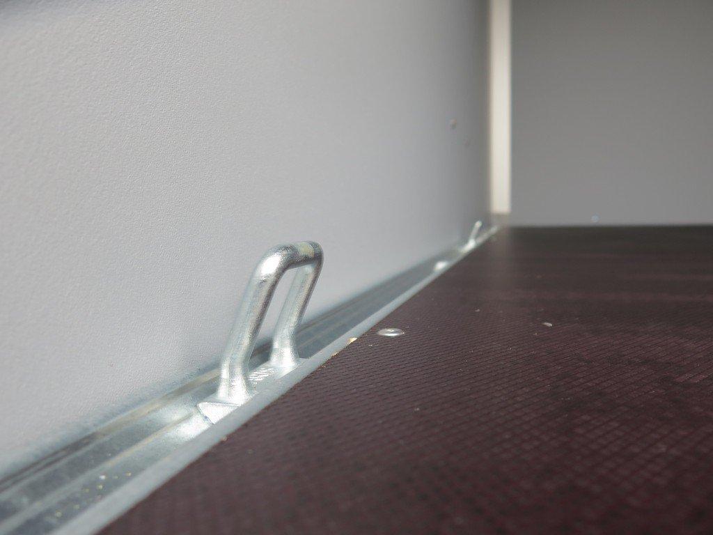 Saris gesloten aanhanger 256x134x150cm 1350kg Aanhangwagens XXL West Brabant 2.0 bindogen Aanhangwagens XXL West Brabant