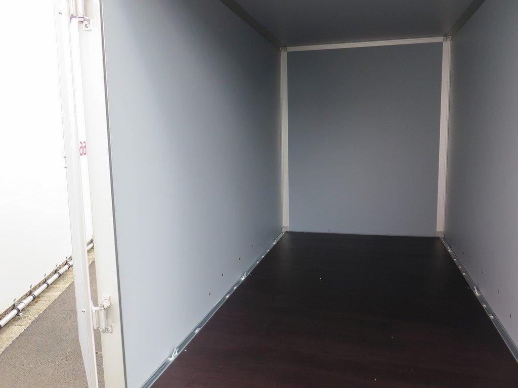 Saris gesloten aanhanger 306x154x180cm 2000kg Aanhangwagens XXL West Brabant 2.0 binnenkant Aanhangwagens XXL West Brabant