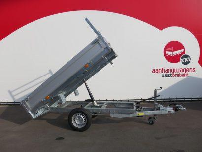 Saris kipper 255x135cm 1400kg Aanhangwagens XXL West Brabant 2.0 hoofd Aanhangwagens XXL West Brabant