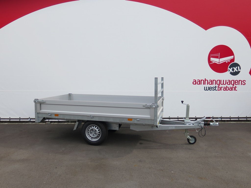 Saris plateauwagen 270x150cm 1350kg Aanhangwagens XXL West Brabant 3.0 hoofd Aanhangwagens XXL West Brabant