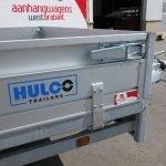 Hulco plateauwagen 500x200cm 3500kg tridemas Aanhangwagens XXL West Brabant sluiting Aanhangwagens XXL West Brabant