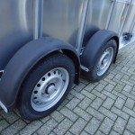 Ifor Williams veetrailer 427x178x213cm veetrailers Aanhangwagens XXL West Brabant dubbele as Aanhangwagens XXL West Brabant