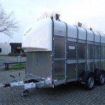 Ifor Williams veetrailer 427x178x213cm veetrailers Aanhangwagens XXL West Brabant hoofd Aanhangwagens XXL West Brabant