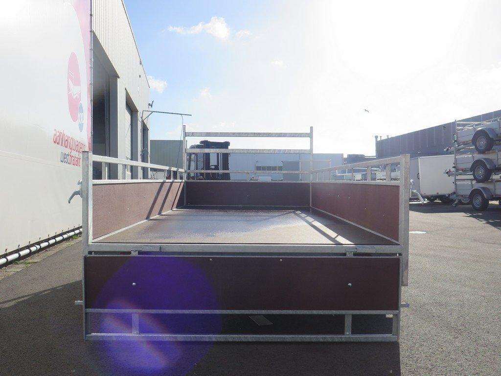 Loady tandemas aanhanger 304x154cm 750kg