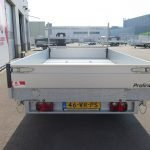 Proline kipper 331x185cm 3500kg Aanhangwagens XXL West Brabant 2.0 achterkant Aanhangwagens XXL West Brabant