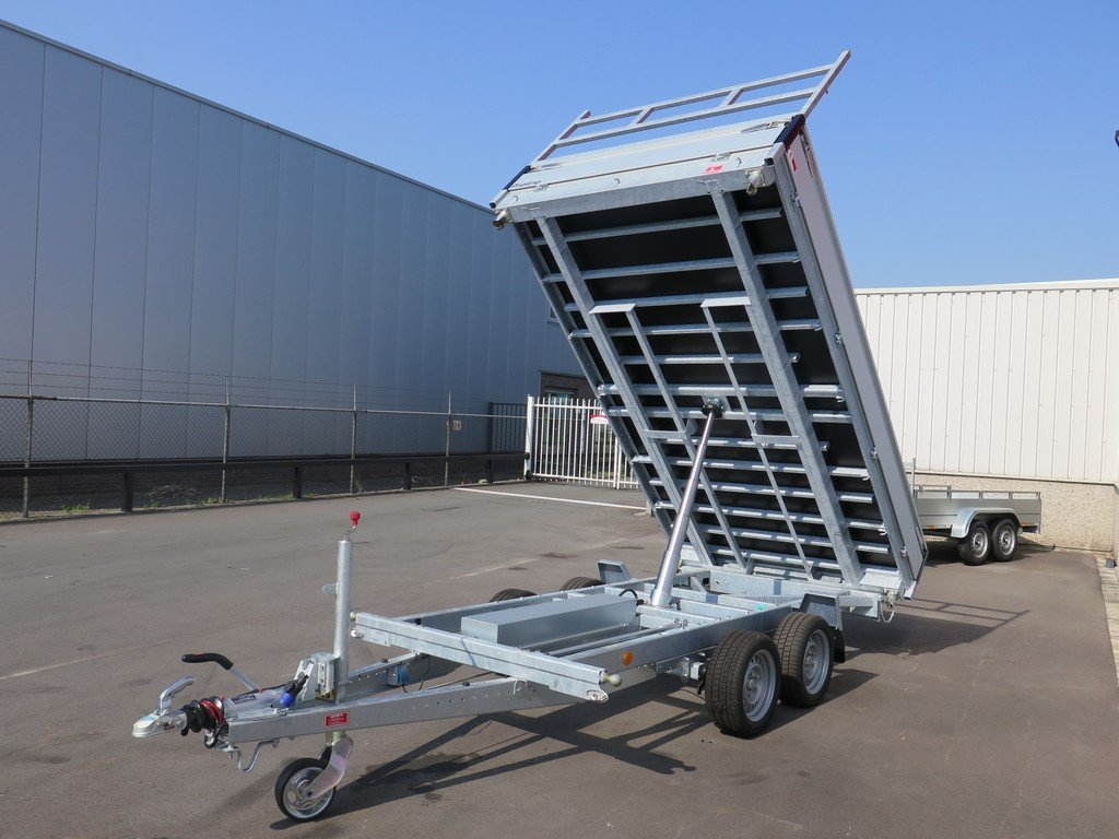 Proline kipper 331x185cm 3500kg Aanhangwagens XXL West Brabant 2.0 overzicht Aanhangwagens XXL West Brabant