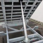 Proline kipper 351x185cm 2700kg Aanhangwagens XXL West Brabant 3.0 cilinder Aanhangwagens XXL West Brabant