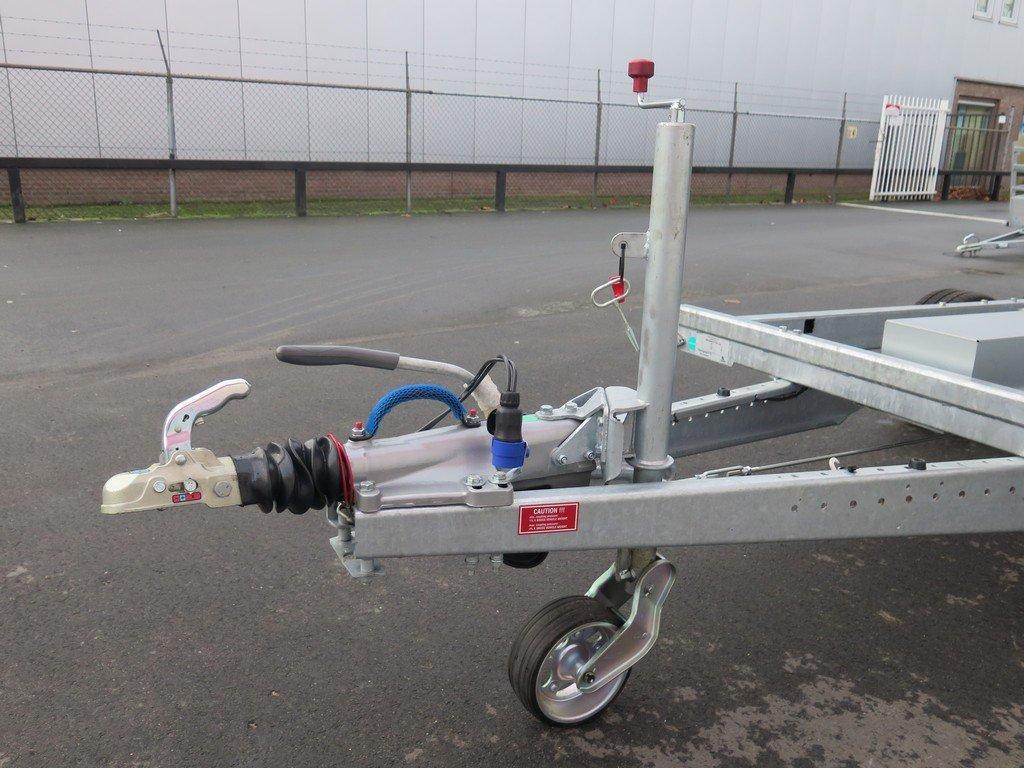 Proline kipper 351x185cm 2700kg Aanhangwagens XXL West Brabant 3.0 dissel Aanhangwagens XXL West Brabant