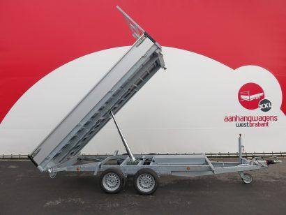Proline kipper 351x185cm 2700kg Aanhangwagens XXL West Brabant 3.0 hoofd Aanhangwagens XXL West Brabant