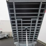 Proline kipper 351x185cm 2700kg Aanhangwagens XXL West Brabant 3.0 kant bak Aanhangwagens XXL West Brabant