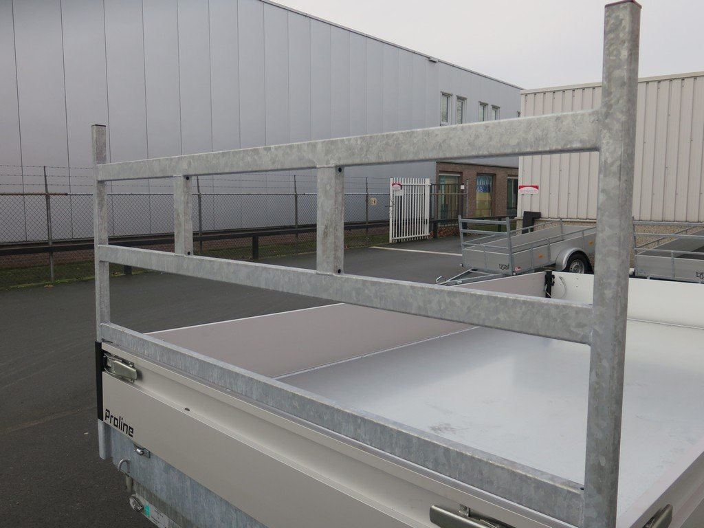 Proline kipper 351x185cm 2700kg Aanhangwagens XXL West Brabant 3.0 koprek Aanhangwagens XXL West Brabant
