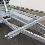 Proline kipper 351x185cm 2700kg Aanhangwagens XXL West Brabant 3.0 onderstel Aanhangwagens XXL West Brabant