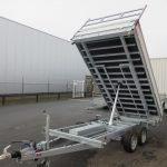 Proline kipper 351x185cm 2700kg Aanhangwagens XXL West Brabant 3.0 overzicht Aanhangwagens XXL West Brabant