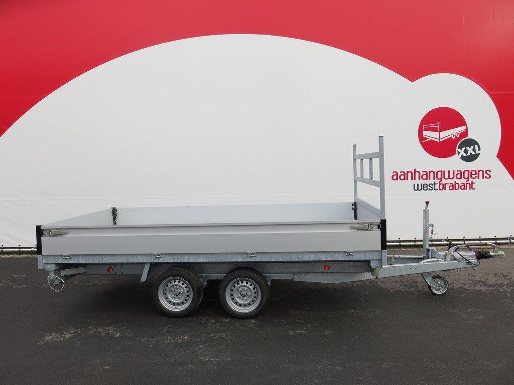 Proline kipper 351x185cm 2700kg Aanhangwagens XXL West Brabant 3.0 vlak Aanhangwagens XXL West Brabant