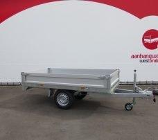 Saris plateauwagen 255x135cm 1400kg Aanhangwagens XXL West Brabant 3.0 hoofd Aanhangwagens XXL West Brabant