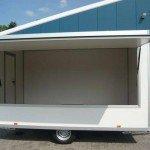 Proline verkoopwagen 397x211x230cm 1500kg verkoopwagens Aanhangwagens XXL West Brabant overzicht Aanhangwagens XXL West Brabant