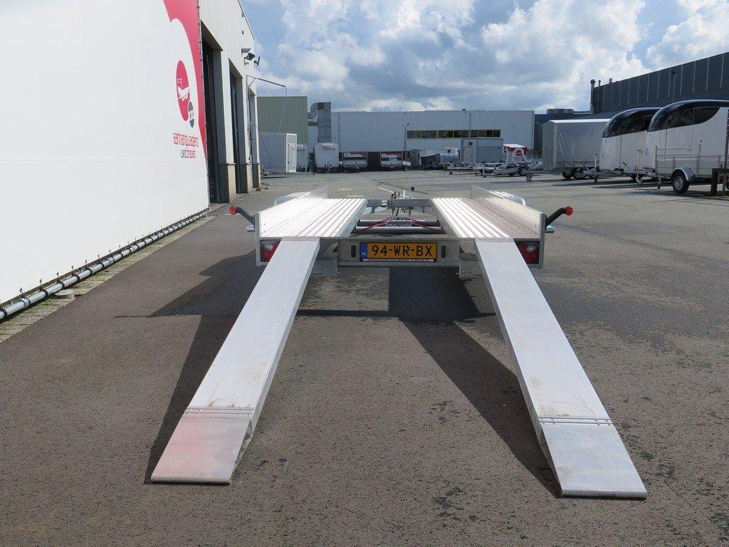 Anssems autotransporter 400x188cm 1500kg Aanhangwagens XXL West Brabant 3.0 achter rijplaten Aanhangwagens XXL West Brabant