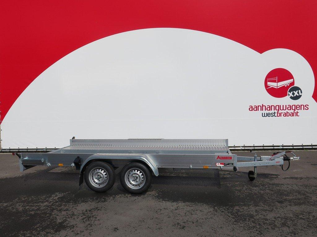 Anssems autotransporter 400x188cm 1500kg Anssems autotransporter 400x188cm 1500kg Aanhangwagens XXL West Brabant 3.0 hoofd