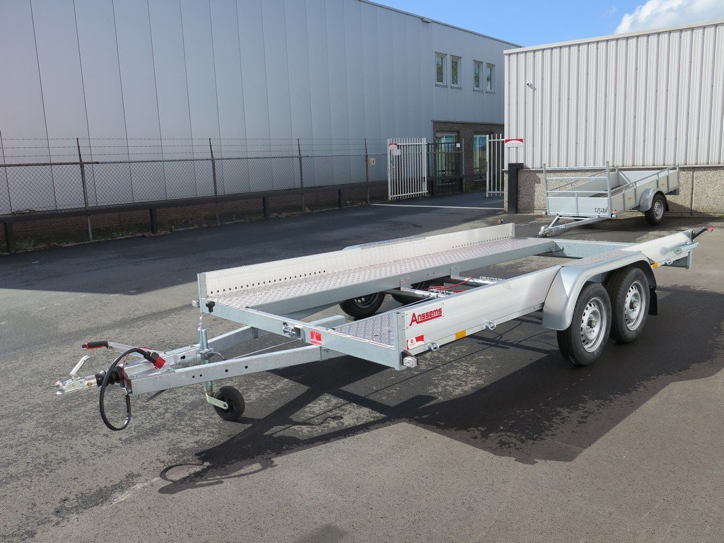 Anssems autotransporter 400x188cm 1500kg Anssems autotransporter 400x188cm 1500kg Aanhangwagens XXL West Brabant 3.0 overzicht