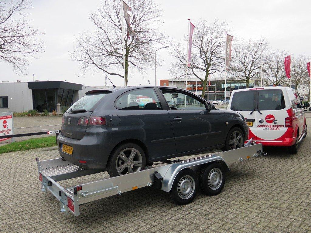 Anssems autotransporter 400x188cm 1500kg Anssems autotransporter 400x188cm 1500kg Aanhangwagens XXL West Brabant 3.0 praktijk 1